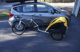 Trailers can be a fun way to commute and transport children and cargo.