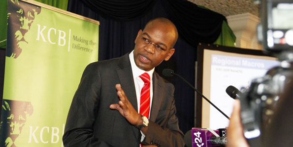 Joshua Oigara - KCB Group Chief Executive Officer