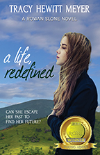 A Life, Redefined Wins RONE Award for Best YA Novel