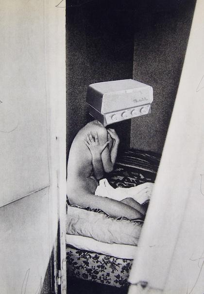"""radiohead"" by Daniel Shepherd Willo North Gallery"