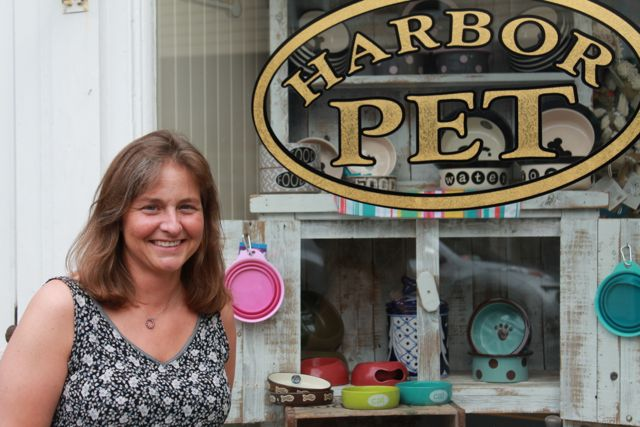 Kimberly Loper, New Owner of Harbor Pet in Greenport, NY