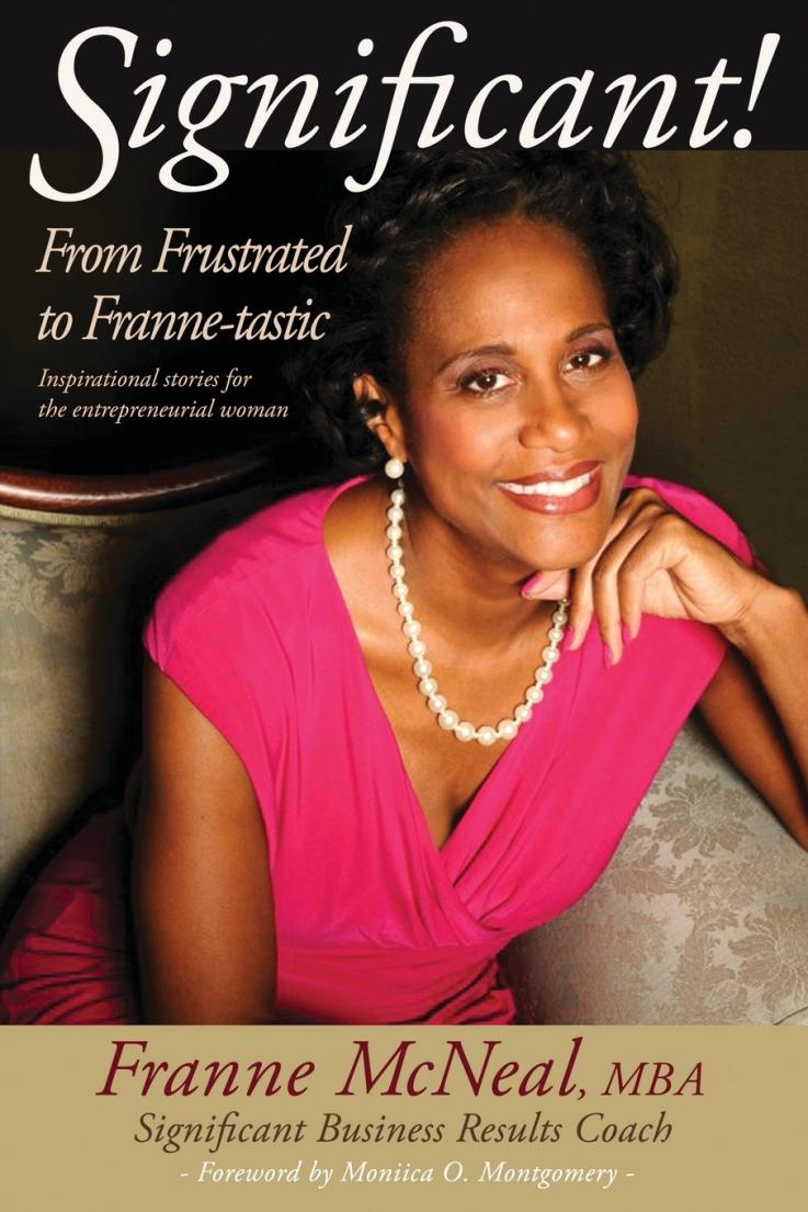Book cover - Significant From Frustrated to Franne
