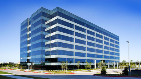 Hall Office Park, T1, Frisco, Texas, Photo by Roger Hein