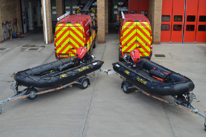 The new Zodiac Milpro FC 470 inflatables