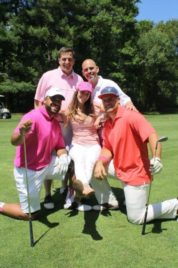 ELC Real Golfers Wear Pink