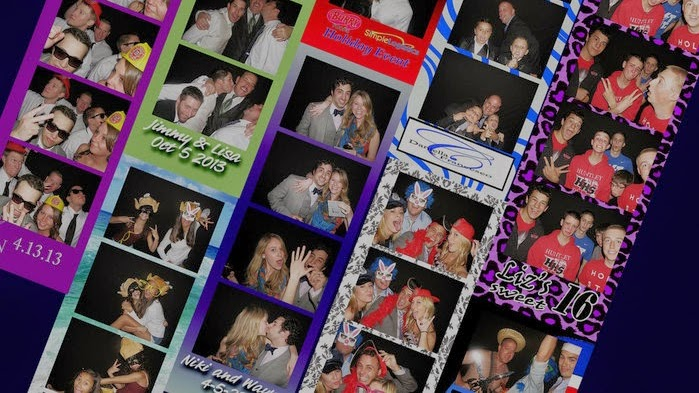 Zoom Photo Booths