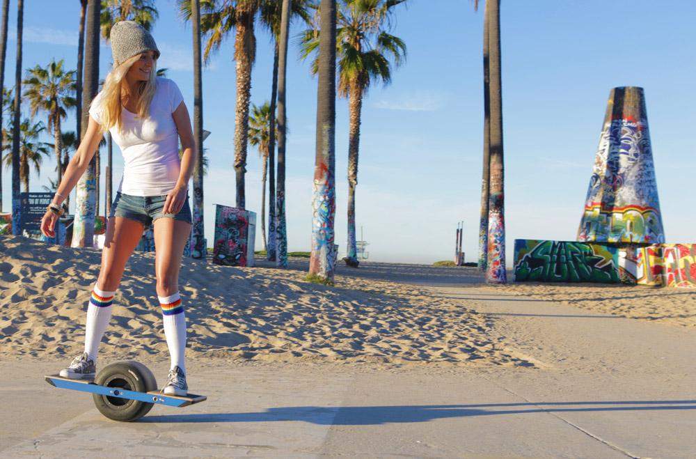 Onewheel: the electric boardsport