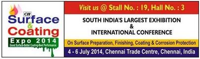 Surface & Coating Expo 2014