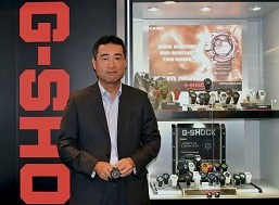 Tsuneo Nagai, Managing Director, Casio Middle East
