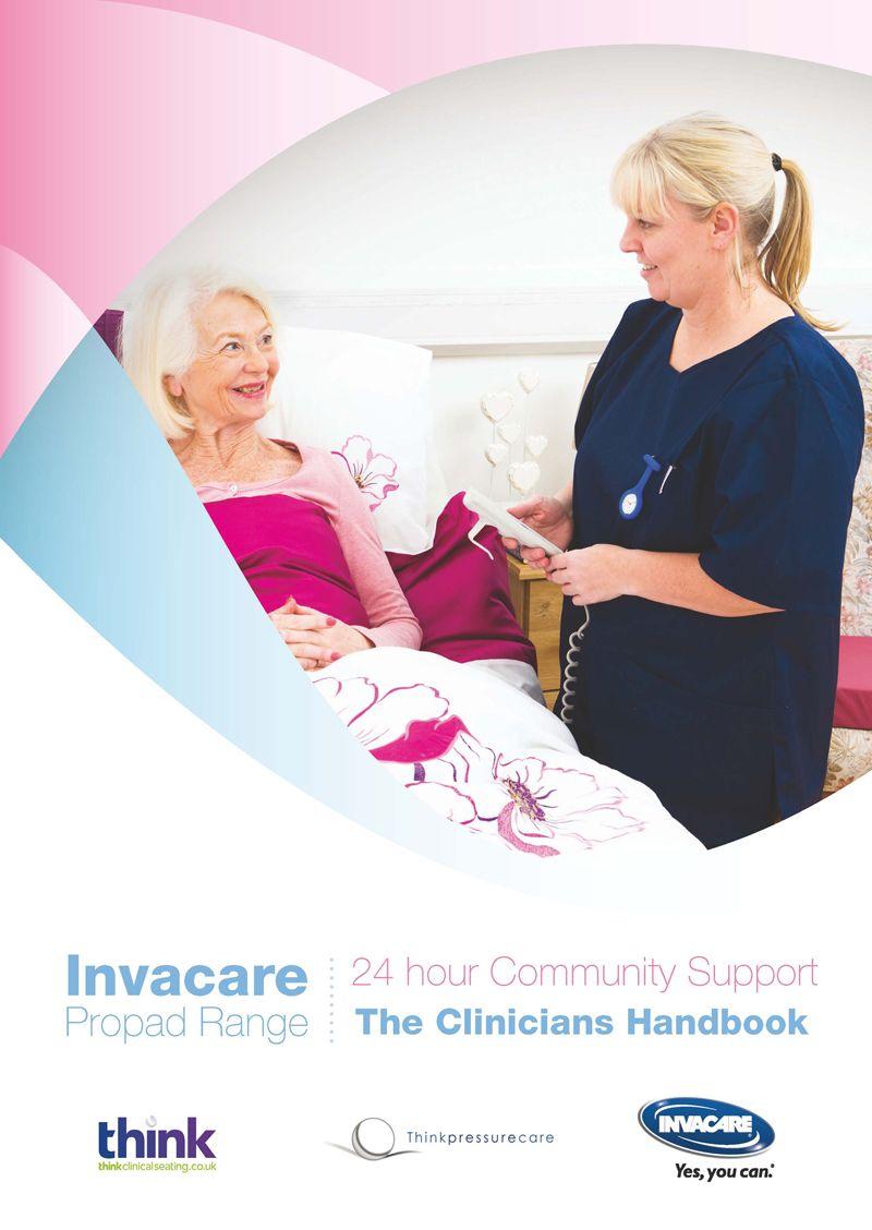 Propad Brochure - A Clinicians handbook