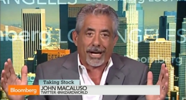 Wizard World CEO John Macaluso