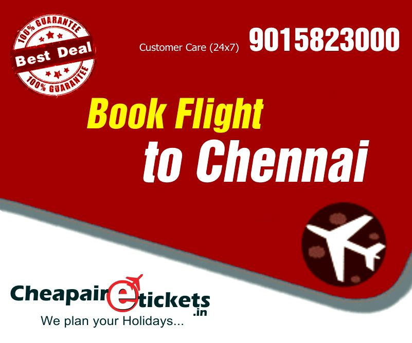 flights to Chennai India