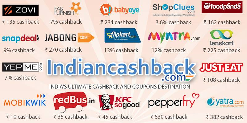 indiancashback logo