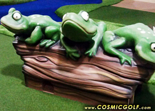 Creative Works Designs and Builds Custom Miniature Golf Arenas