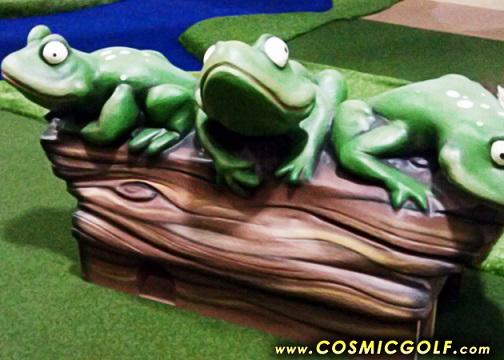 Creative Works Designs and Builds Custom Miniature Golf Arenas