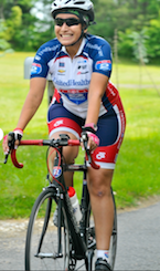 Andi Talley benefited from Ride 2 Recovery programs