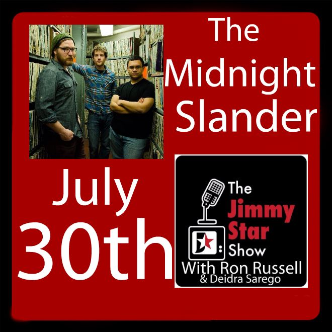 The Midnight Slander on The Jimmy Star Show