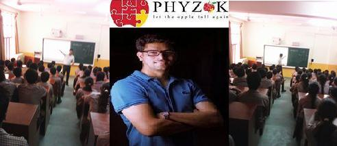Lohit Sahu Founder Director Phyzok talk on Analytical thinking at JMA Pilani