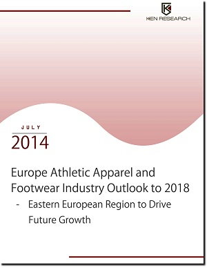 Europe Athletic Apparel and Footwear Industry Repo