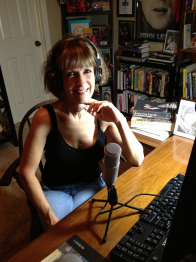 Beatles author, expert and radio show host Jude Southerland Kessler