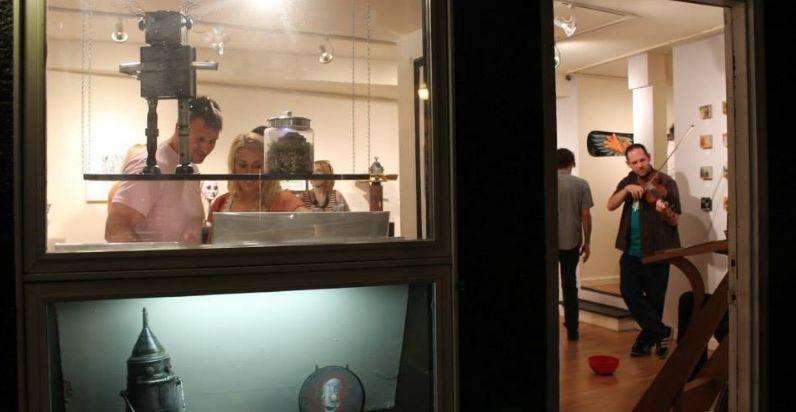 Autonomous at Speakeasy Art Gallery