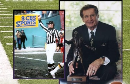 Jim Tunney, NFL Dean of Referees, NSA Philanthropist of the Year 2014