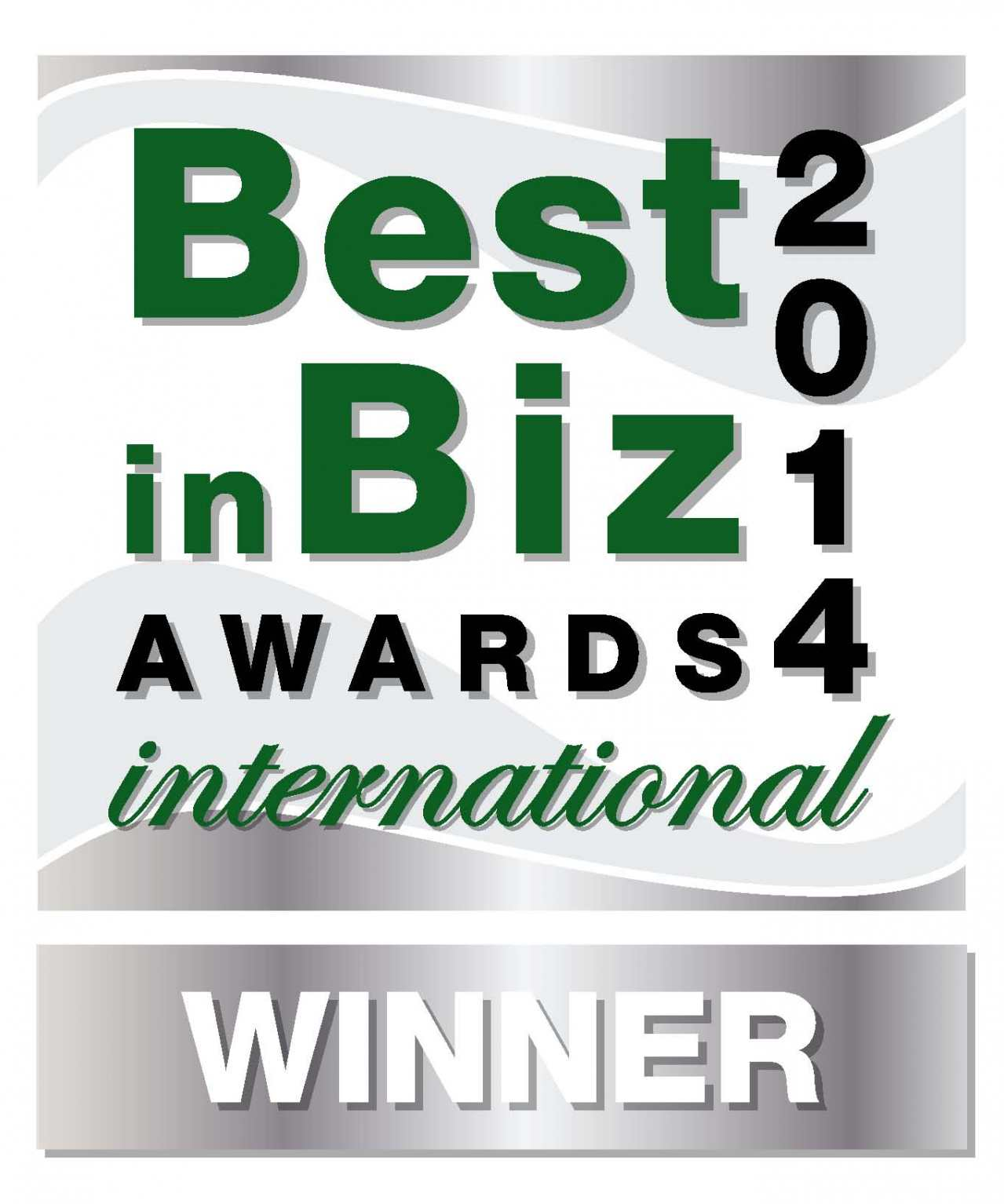 Best in Biz Awards International Winner Creative Lodging Solutions