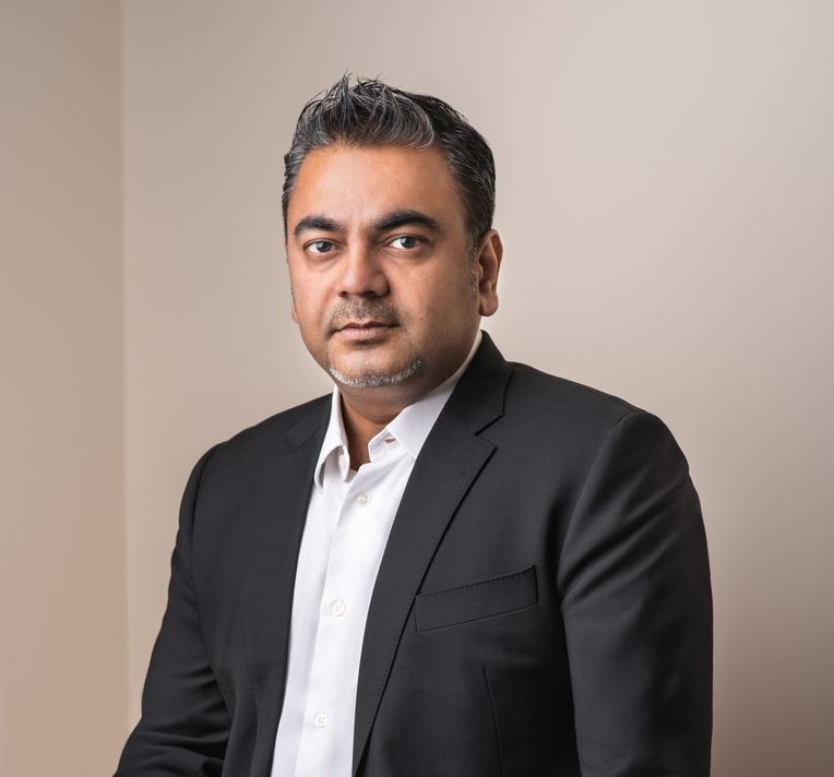 Salil Dighe, the CEO of Meta Byte Technologies