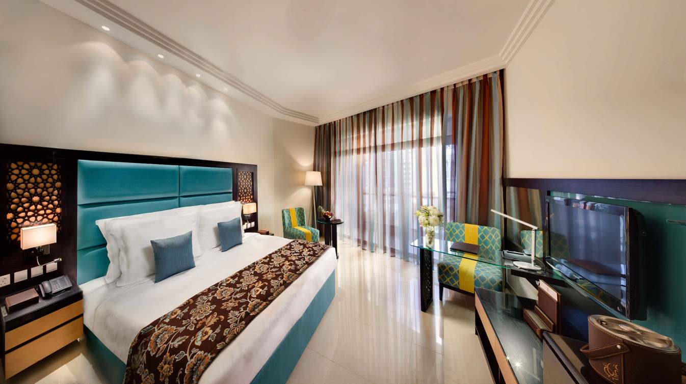 Deluxe Room at The Ajman Palace Hotel & Resort - C