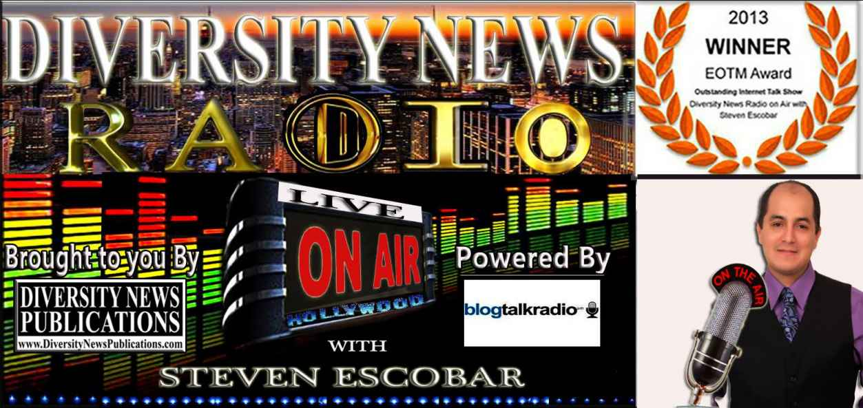Diversity News Radio on AIR with Steven Escobar 20