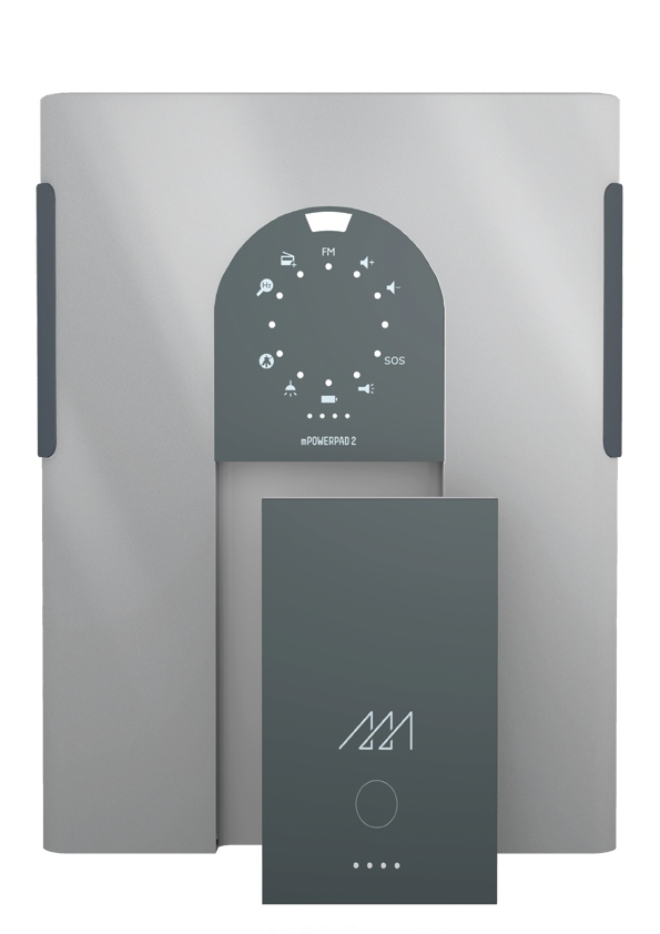 mPowerpad 2 solar charger