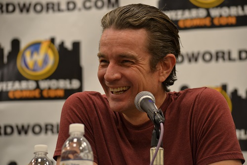 James Marsters Panel - photo by Laurie Lee