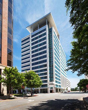 Clark Nexsen will anchor the new Town Center Tower.