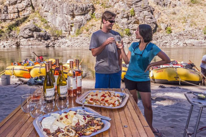 Great Wines along the Salmon River