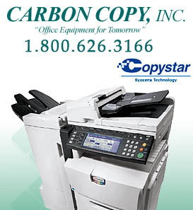 Carbon Copy, Inc. | Your Local Copier and Printer Repair Business