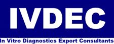 IVDEC logo