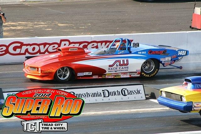 S&W Race Cars Sponsors The Tread City Tire / Western New