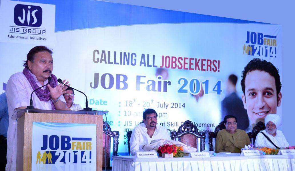 JIS Group - Job Fair 2014