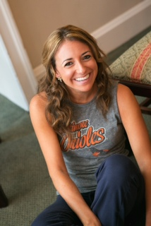 Author, Christina Valenti