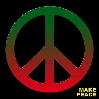 MAKE PEACE  - Small
