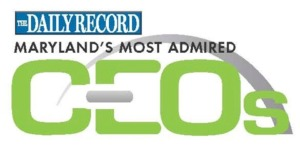 Collard Receives Maryland Daily Record Most Admired CEO Award