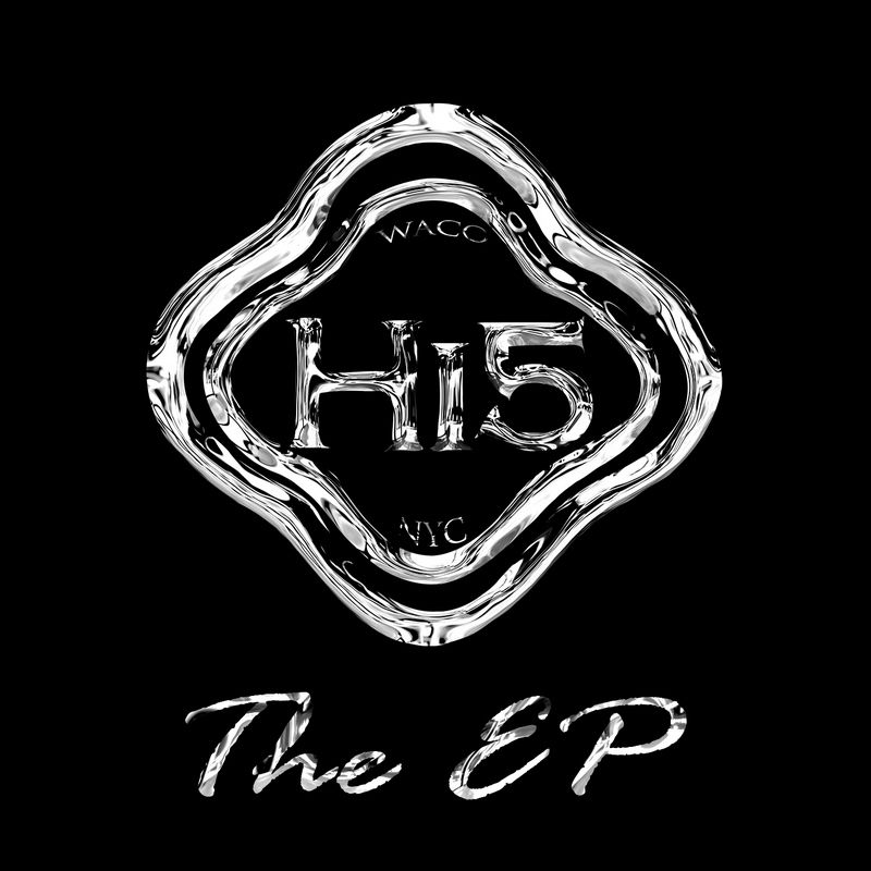 HI-FIVE THE EP Cover