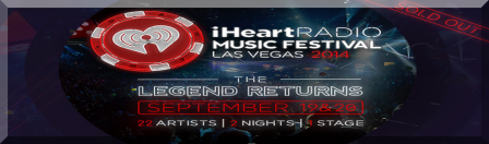 iHeartRadio Music Festival 2014