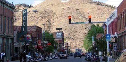 Historic Downtown Salida, Colorado