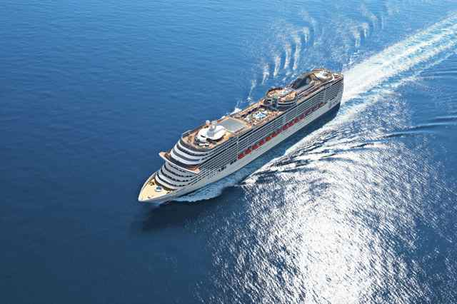 msc ship