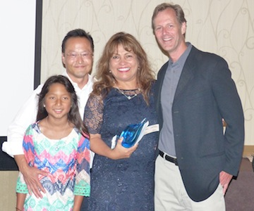 Peter & Mary Lowin, Maid Brigade Franchisee of the Year