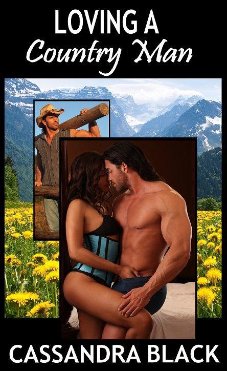 New Romance Book, LOVING A COUNTRY MAN, Interracial Romance, Cassandra Black