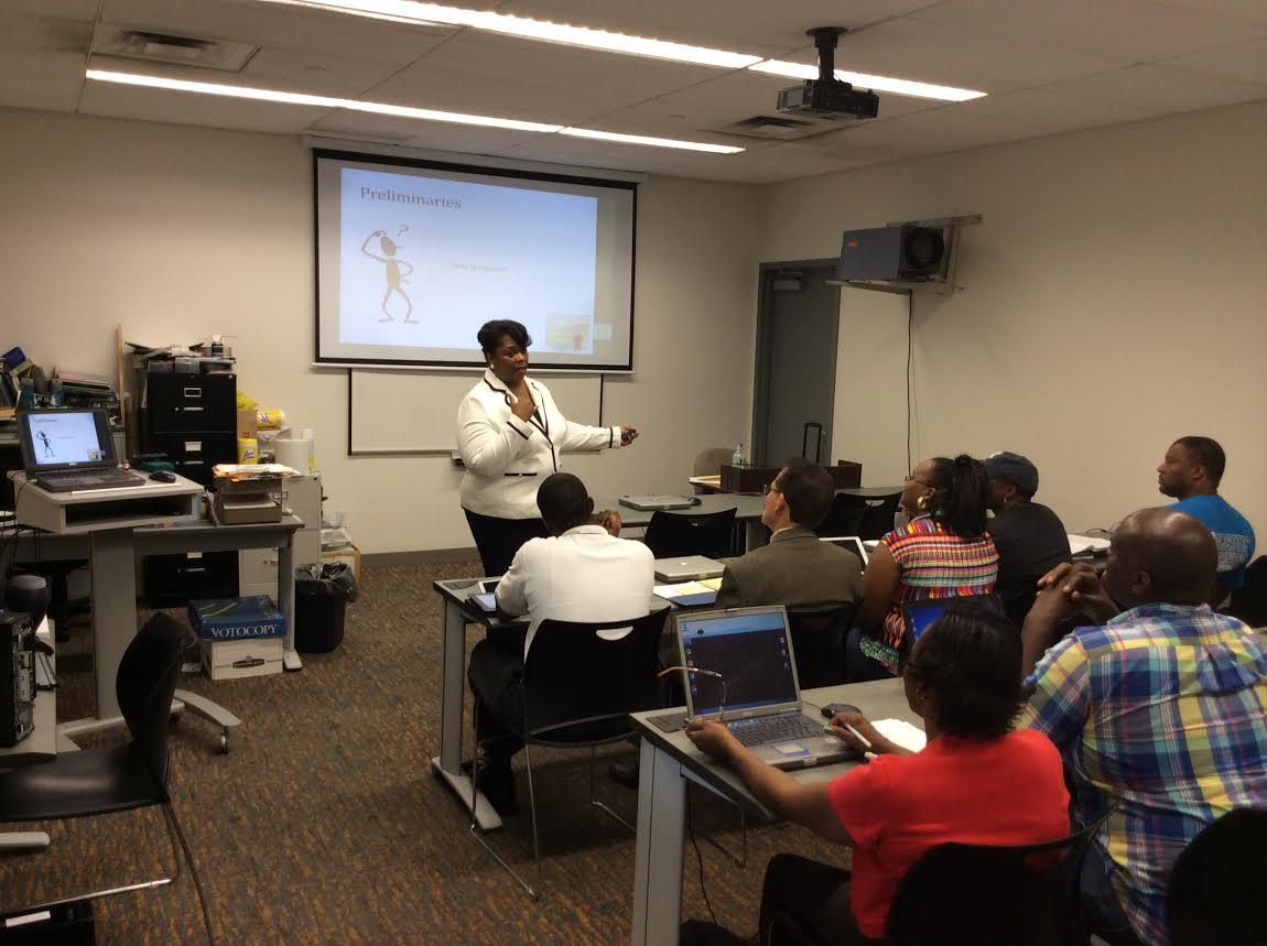 Workshop Instructor Charlene Thompson