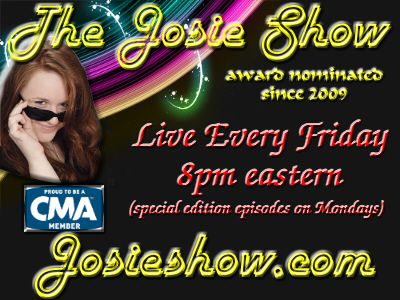 The Award Nominated Josie Show