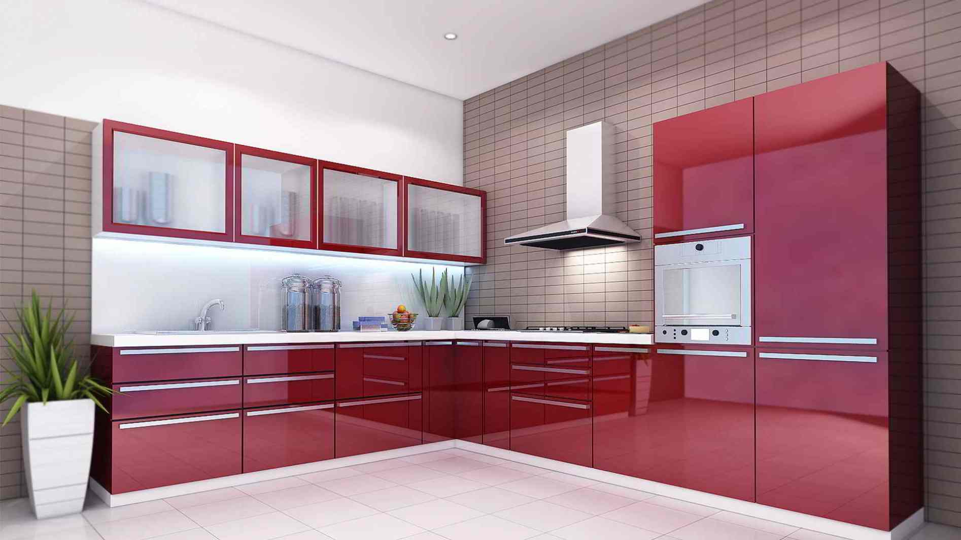 Modular Kitchen Chimneys and Hoods Range -- Fantasykitchens | PRLog